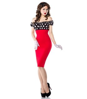 Sexy Vintage Pencil-Kleid - Kleider - Dresses bestellen
