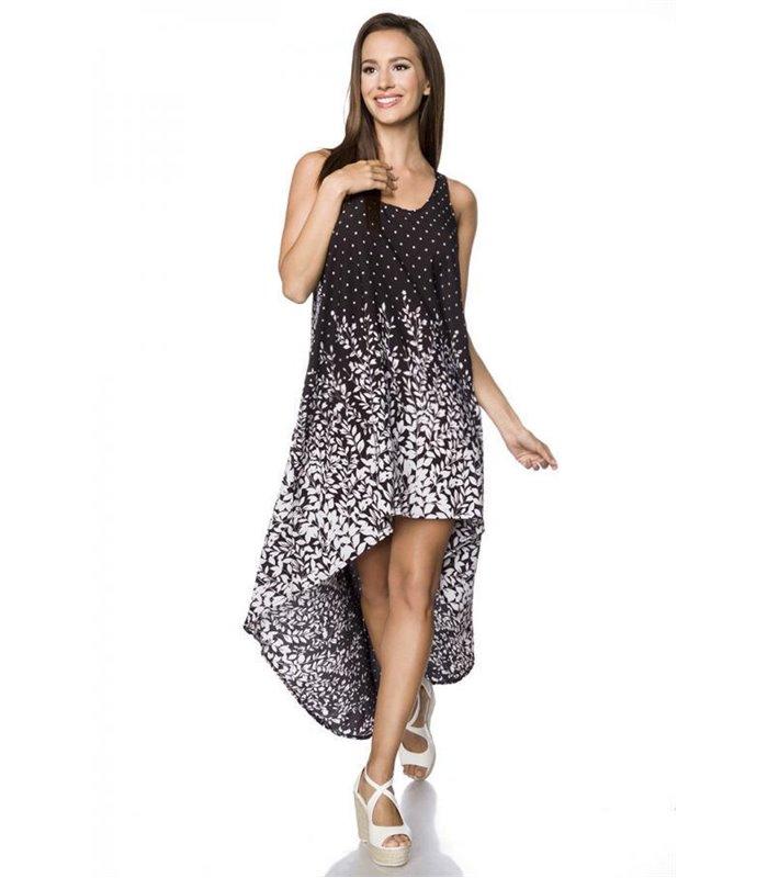 best cheap 57c96 4c1ad Hipstylers Kleid weiss/schwarz - lange Kleider