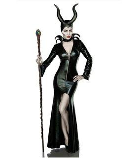 Sexy Misstress of Evil Komplettset Karneval Halloween