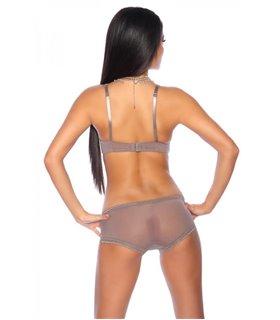 Sexy Spitzen-Panty Unterwäsche - Dessous