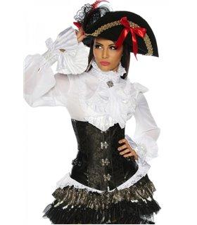 Sexy Piratenhut Karneval Halloween