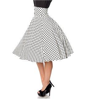 Belsira Tellerrock schwarz - Röcke