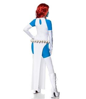 Mask Paradise Kostümset Mystic Cosplay  weiß/blau