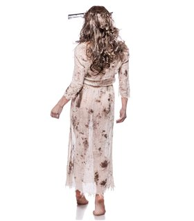 Mask Paradise Horror Zombie grau - Zombies