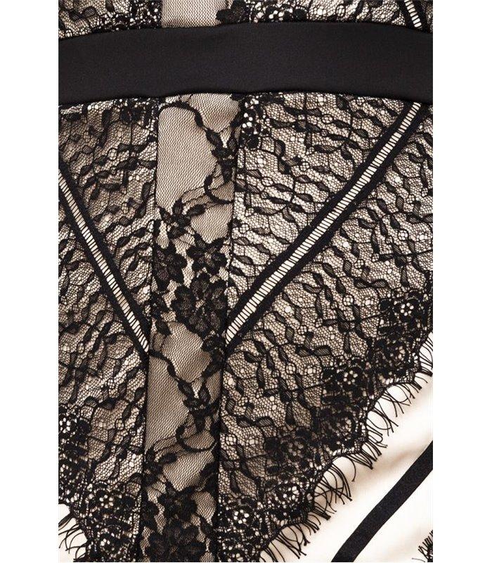sexy kleid mit spitze kleider dresses kaufen. Black Bedroom Furniture Sets. Home Design Ideas