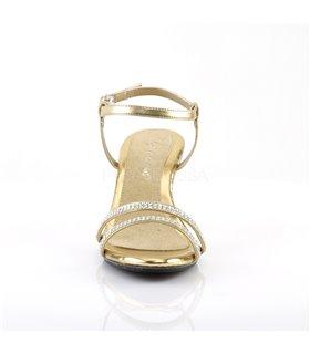 Sandalette BELLE-316 - Gold
