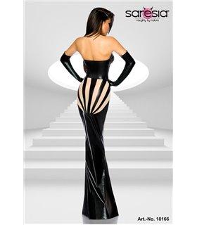 Sexy Wetlook-Kleid von Saresia - Kleider - Dresses