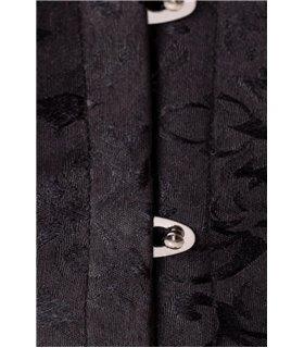 Belsira Lingerie Korsett von Belsira schwarz - Vollbrust Corsagen