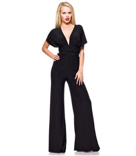 Hipstylers Multistyle Overall schwarz - Overalls