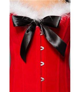 Sexy Miss Santa Komplettset - Kostüm