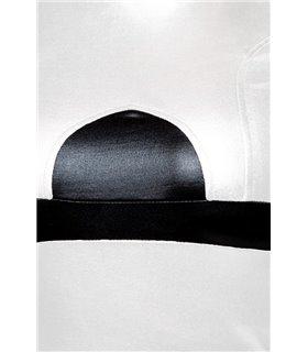 Mask Paradise Kostümset Star Fighter  schwarz/weiß