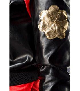 Mask Paradise Kostümset Suicide Samurai  schwarz/rot