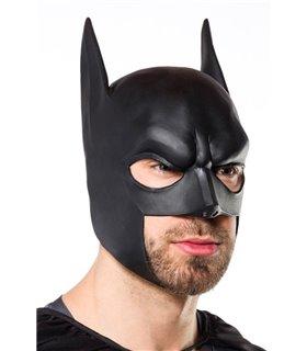Mask Paradise Dark Hero schwarz - Superhelden