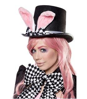 Mask Paradise Honey Bunny schwarz/weiss/rosa - Bunnys