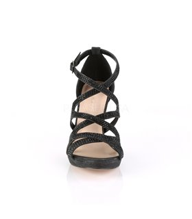 Sandalette DAPHNE-42 - Schwarz