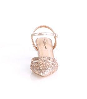 Fabulicious Sandaletten FAYE-06 bronze