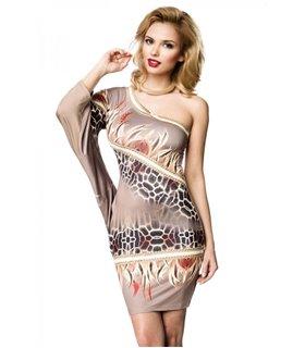 Sexy Raffiniertes Minikleid  - Kleider - Dresses