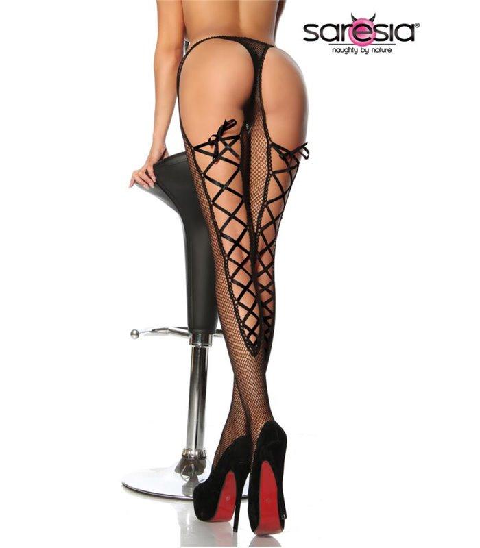 Strumpfhose high heels