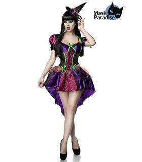 Sexy Sexy Witch Komplettset Karneval Halloween