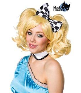 Mask Paradise Sweet Alice Perücke blond