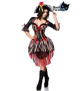 Sexy Sexy Pirat Komplettset Karneval Halloween