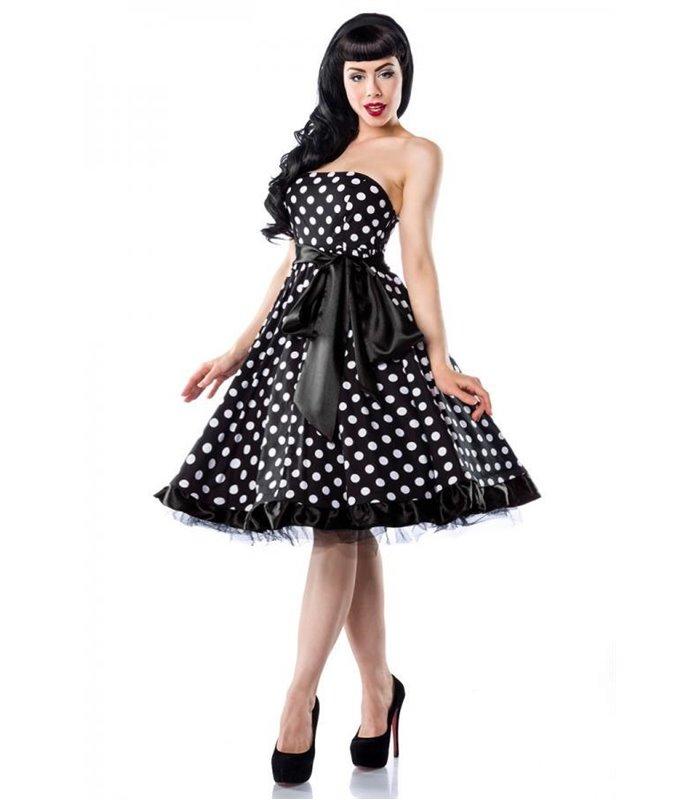 Sexy Rockabilly Kleid Kleider Dresses 12655