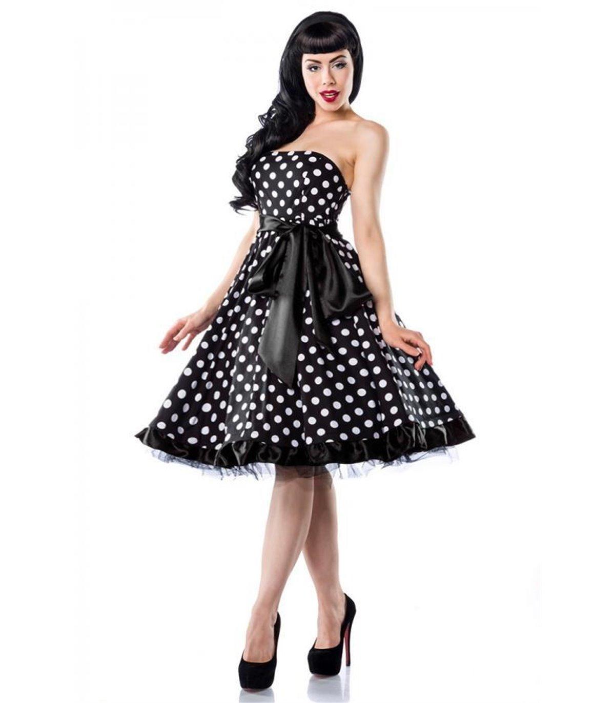Sexy Rockabilly-Kleid - Kleider - Dresses 12655