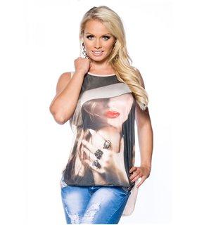 Sexy Retro-Top - Shirts
