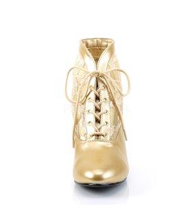 Stiefelette DAME-05 - Gold
