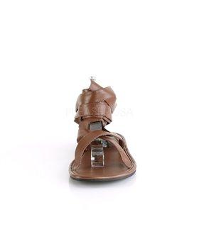 Römer-Sandale ROMAN-12 - Braun