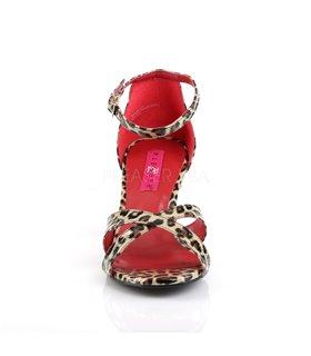 Sandalette DIVINE-435 - Leopard