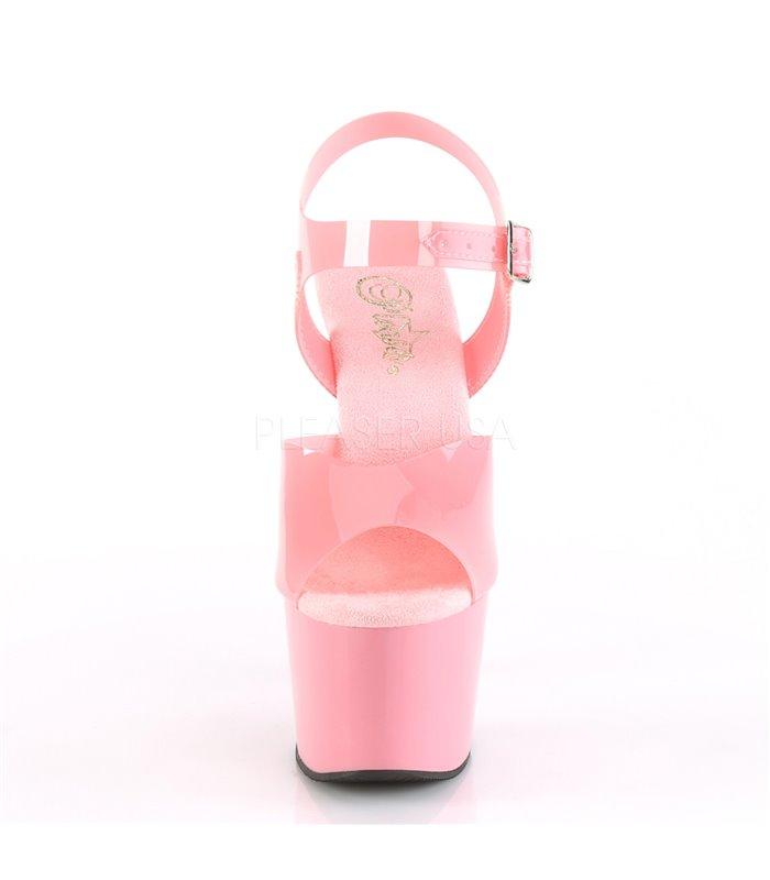 Plateau High Heels ADORE-708N - Baby Pink