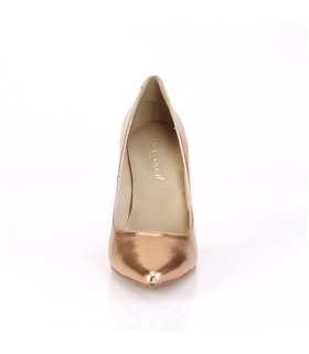 Stiletto Pumps CLASSIQUE-20 - Rose Gold Metallic