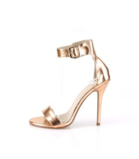 Sandalette AMUSE-10 - Rose Gold Metallic