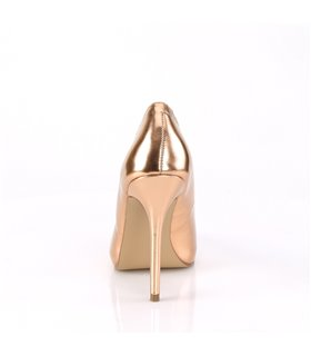 Pumps AMUSE-20 - Rose Gold Metallic