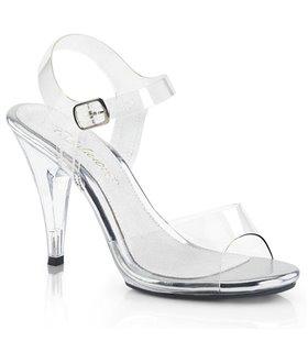 Sandalette CARESS-408 Klar