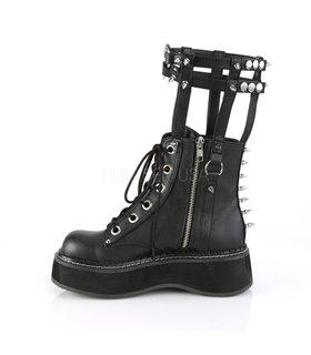 Demonia Stiefel EMILY-357 schwarz