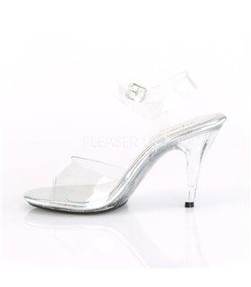 Sandalette CARESS-408MG - Klar