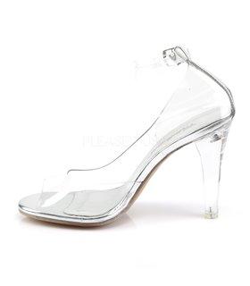 Sandalette CLEARLY-430 - Klar