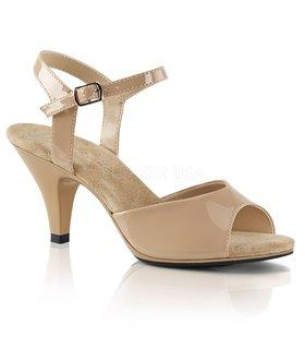 Sandalette BELLE-309 - Nude