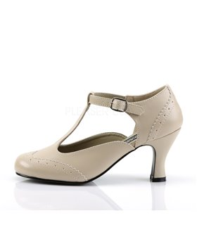 Pumps FLAPPER-26 Creme