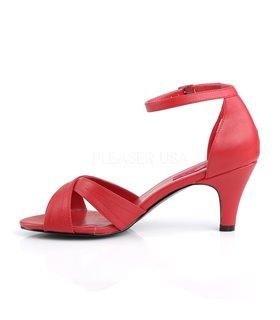 Sandalette DIVINE-435 - Rot