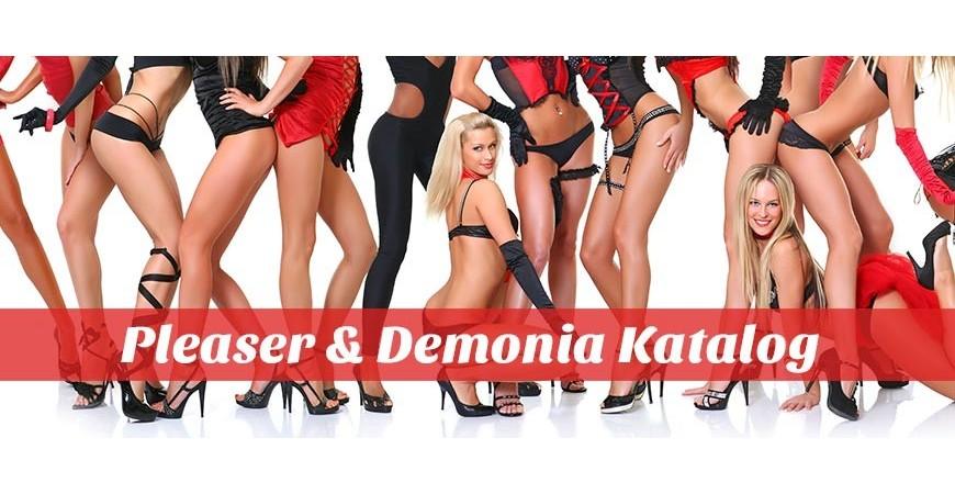 Pleaser & Demonia Katalog